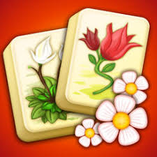 mahjong flower garden on the app store
