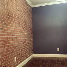 Faux Walls Faux Brick Wall Panels From Home Depot Pinteres