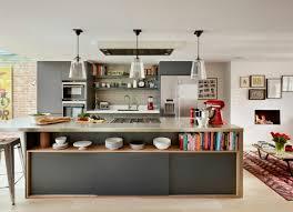 mouvement cuisine cuisines perspective mouvement et lumière idée de cuisine avec