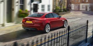jaguar back jaguar xe review carwow