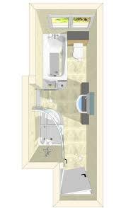 long narrow bathroom design earley tile and bathroom place plan