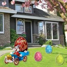 Easter Yard Art Decorations by Peanuts Snoopy Linus Easter Yard Art Decorations Peanuts Snoopy