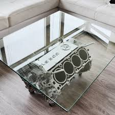 v8 mercedes cls 500 coffee table modern stuff pinterest