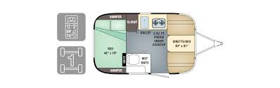 Auto Use Floor Plan by Floorplans Sport Airstream