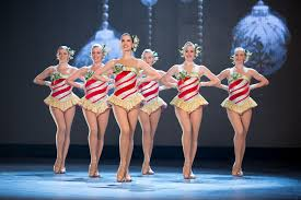 2016 spectacular starring the radio city rockettes