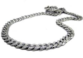 silver plated bracelet chain images 24 quot 10mm silver plated cuban link chain hiphop chains bling jpg