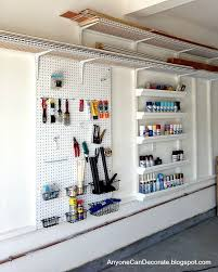 How To Build Garage Storage Shelf by Best 25 Garage Wall Storage Ideas On Pinterest Garage