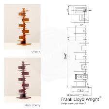 Frank Lloyd Wright Floor Plan Taliesin 3 Table Lamp