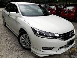2013 honda accord trunk space honda accord 2013 vti l 2 0 in kuala lumpur automatic sedan white