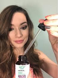 Castor Oil For Hair Loss Quane Cosmetics Organic Castor Oil For Long Healthy Hair