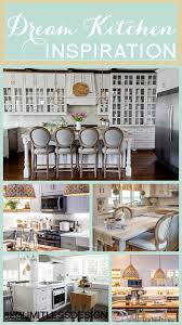 Kitchen Inspiration by Dream Kitchen Inspiration The Creative