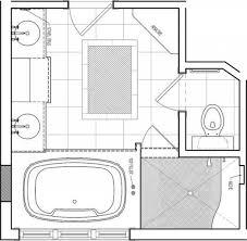 Master Bathroom Floor Plans by Master Bathroom Design Layout 8 14 Master Bath Floor Plan Master