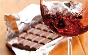 Wine Chocolate Red Wine And Chocolate Can Boost Your Brain Power Telegraph