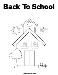 Free Sunday School Coloring Pages Christmas For Back To Beautiful Books Coloring Page