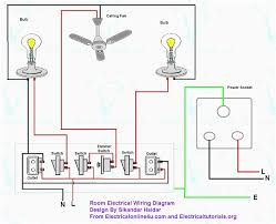 how to wire a room in house electrical online 4u at residential