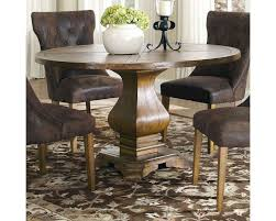 coaster parkins dining table w shaped pedestal base co 103710
