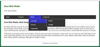 cara membuat menu dropdown keren tutorial membuat dropdown menu spry menu bar horizontal