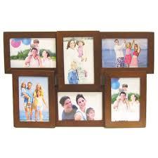 4 by 6 photo album 4 x 6 walnut 6 opening collage huddle frame hobby lobby 201749