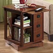 charging station end table from ginny u0027s jw725970