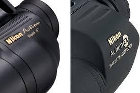 nikon travel light binoculars nikon action action ex 8x40 and 10x50 binoculars review