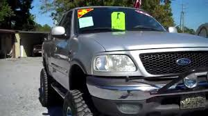 2003 ford f150 supercab 4x4 jacked up 2003 ford f 150 xlt v8 4x4 for sale leisure used