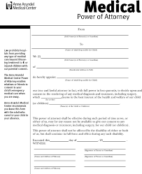 power of attorney template free template download customize and