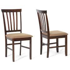Dining Furniture Sets Amazon Com Baxton Studio Tiffany 5 Piece Wood Modern Dining Set