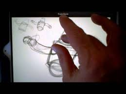 how to draw using procreate app for ipad youtube