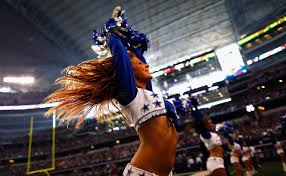 dallas cowboys thanksgiving game 2013 the cowboys u0027 new cheerleaders flashback ozy