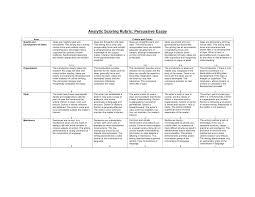 sample essay doc persuasive essay examples for high school sample argumentative persuasive essay rubric high school doc scoring rubric for high school persuasive essays