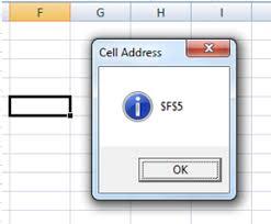 get active workbook worksheet name path full address in excel vba