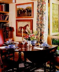 dining room table decor and the whole gorgeous dining the perfect equestrian space the table is phenomenal curtains