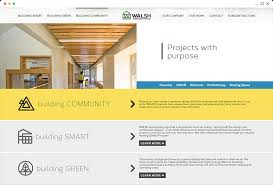 Colors That Look Good With Green Illusio Work Walsh Construction