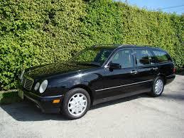 1999 black mercedes mercedes for sale