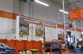 store tour diy channel and home goods retailers