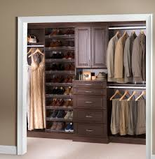Lowes Racks Ideas Appealing Bedroom Storage Ideas With Closet Systems Lowes