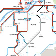 Hyderabad Map Frequent Network Map Of Hyderabad U2013 Harsha Devulapalli