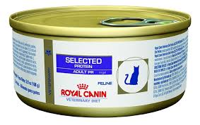 royal canin veterinary diet feline selected protein pr