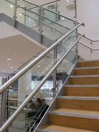 Stainless Steel Banister Rail Stainless Steel Railing Stainless Steel Railing Exporter