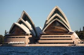 sydney city and suburbs sydney opera house