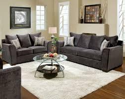 Charcoal Living Room Furniture Sofas Center Charcoal Sofa Set Cushions Alenya Gray