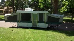 1995 coleman pop up camper rvs for sale