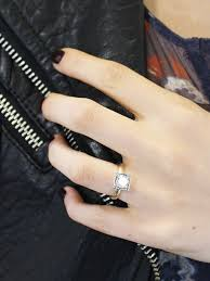 rings girls images 7 real girls with the prettiest engagement rings who what wear jpg