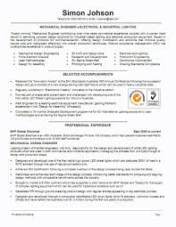mechanical engineering resume the australian employment guide