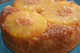 pineapple upside down cake by grace cakes
