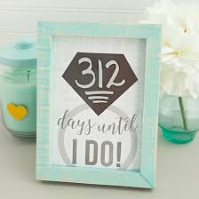 wedding countdown diy the most adorable wedding countdown sign