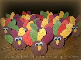 thanksgiving place cards kids no time to be bored