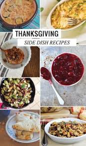 30 unique thanksgiving side dish recipes dishes recipes