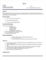 Sample Resume Format For Mba Finance Freshers by Looking For An Exllecent Mba Freshers Resume