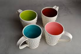 modern coffee mugs mad quest quirky modern coffee mugs flytrap